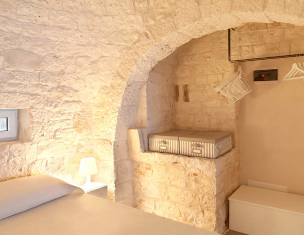 Suite Trulli Guardaroba