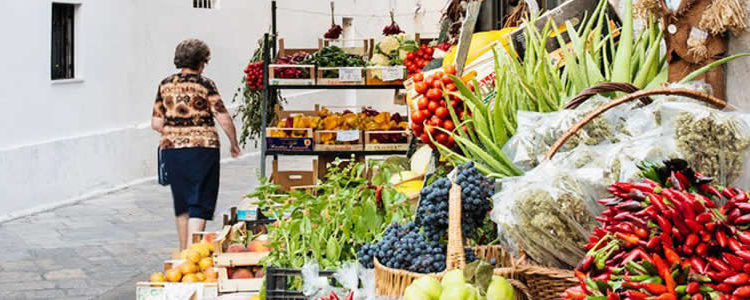 I mercati locali settimanali in Puglia